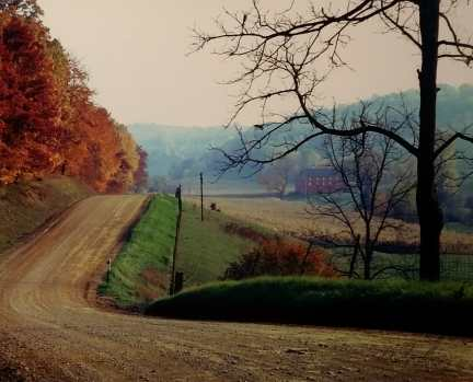 """The """"Old"""" Jericho Road - Photography by Dale Mara"""